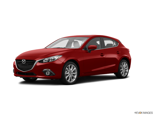 2015 Mazda Mazda3 Vehicle Photo in Salem, VA 24153