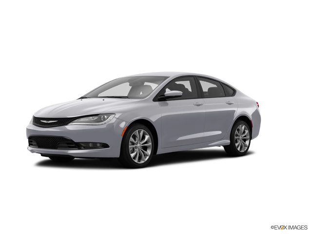 2015 Chrysler 200 Vehicle Photo in Joliet, IL 60435