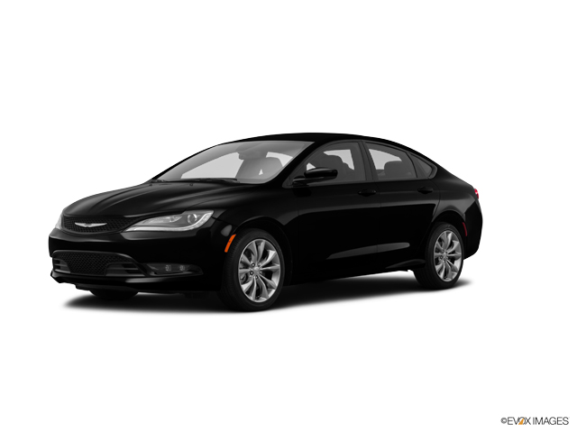 2015 Chrysler 200 Vehicle Photo in Ferndale, MI 48220