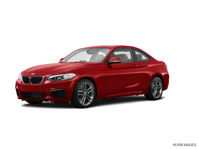 2015 Bmw M235i Coupe Melbourne Red Metallic M235i 2dr