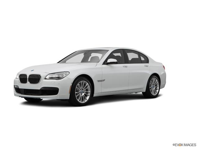 2015 BMW 740Li Vehicle Photo in Charleston, SC 29407