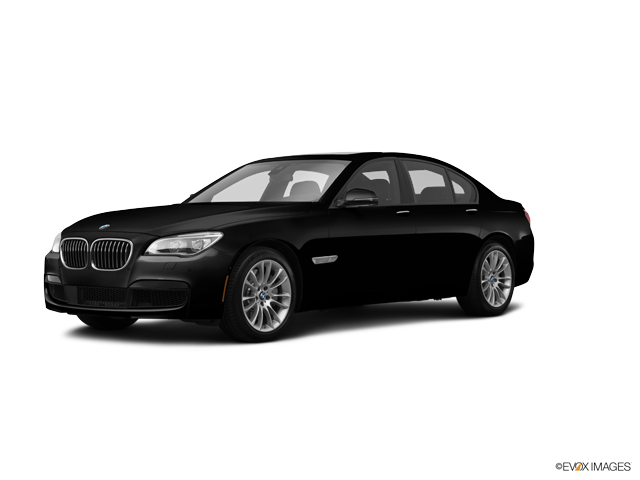 2015 BMW 750i Vehicle Photo in Charleston, SC 29407