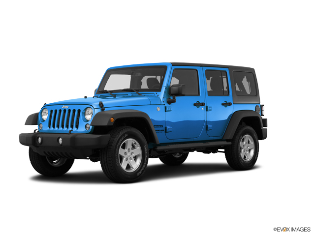 2015 Jeep Wrangler Unlimited Vehicle Photo in Peoria, IL 61615