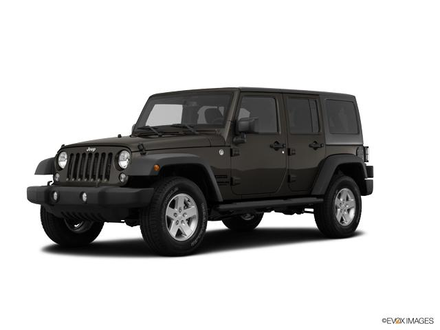2015 Jeep Wrangler Unlimited Vehicle Photo in Henderson, NV 89014