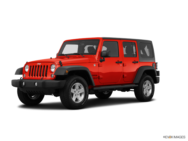 2015 Jeep Wrangler Unlimited Vehicle Photo in Mission, TX 78572