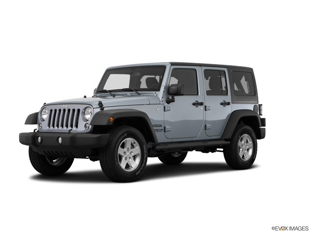 2015 Jeep Wrangler Unlimited Vehicle Photo in Austin, TX 78759