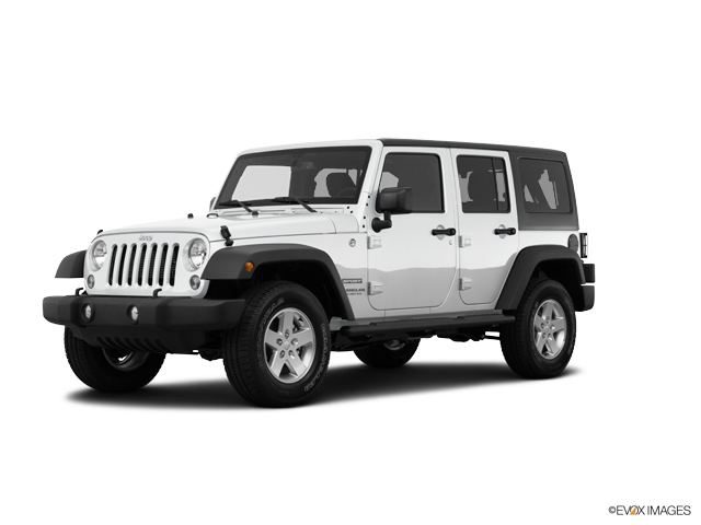 2015 Jeep Wrangler Unlimited Vehicle Photo in San Antonio, TX 78254