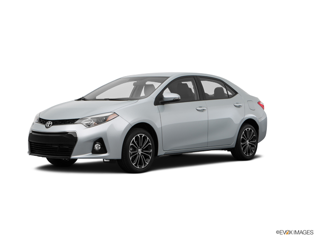 2015 Toyota Corolla Vehicle Photo in Anchorage, AK 99515