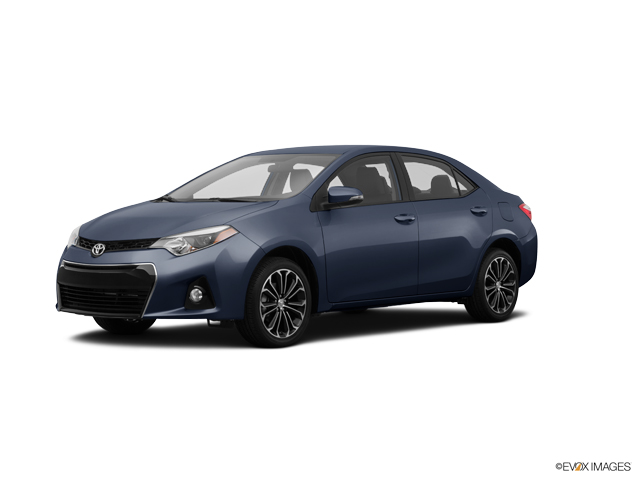 2015 Toyota Corolla Vehicle Photo in Twin Falls, ID 83301