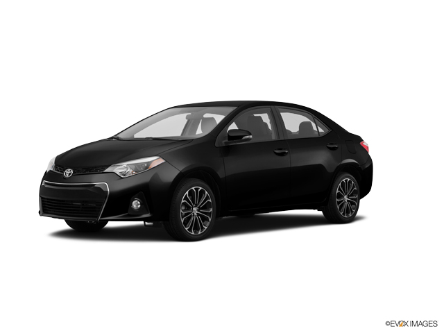 2015 Toyota Corolla Vehicle Photo in Midland, TX 79703