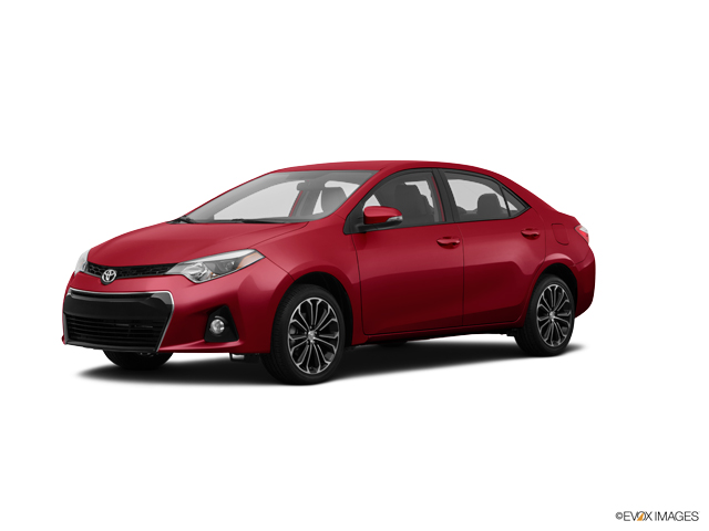 2015 Toyota Corolla Vehicle Photo In Cincinnati, OH 45251
