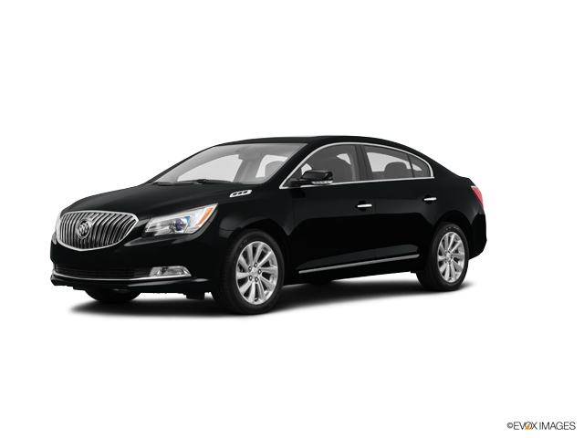 2015 Buick LaCrosse Vehicle Photo in Janesville, WI 53545