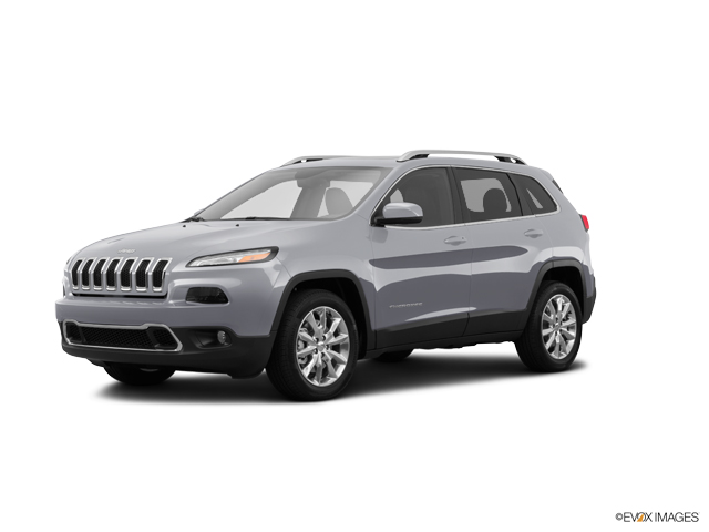 2015 Jeep Cherokee Vehicle Photo in Salem, VA 24153