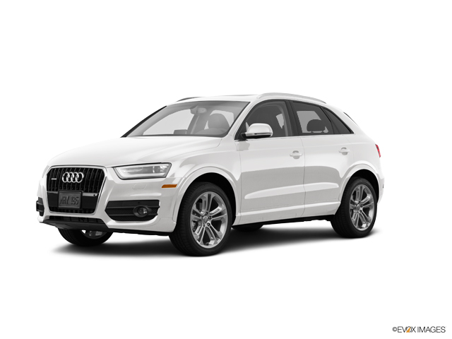 2015 Audi Q3 Vehicle Photo in Houston, TX 77090
