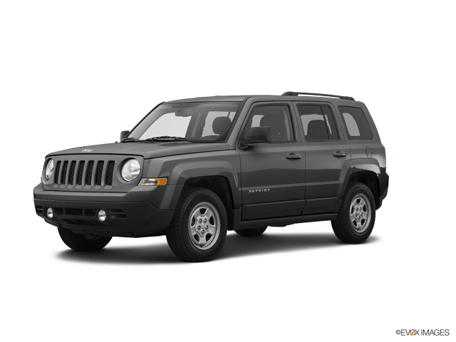 2015 Jeep Patriot Vehicle Photo in Spokane, WA 99207