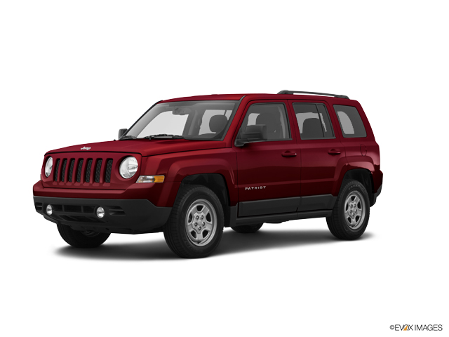 2015 Jeep Patriot Vehicle Photo in Danville, KY 40422