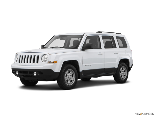 2015 Jeep Patriot Vehicle Photo in Owensboro, KY 42303