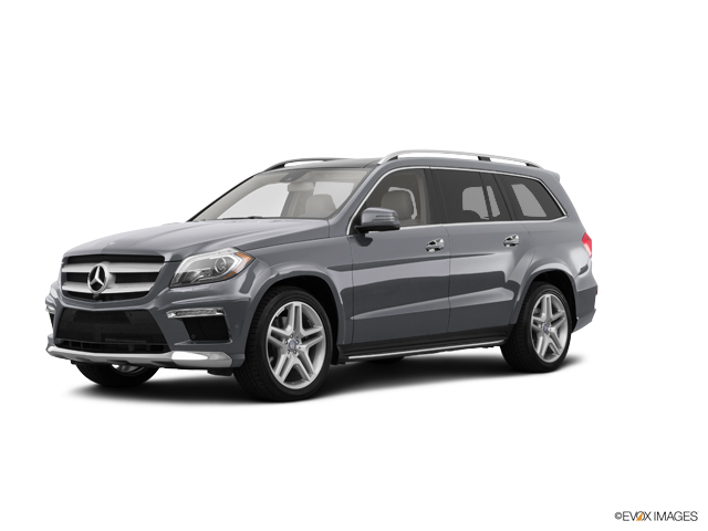 2015 Mercedes-Benz GL-Class Vehicle Photo in Bend, OR 97701