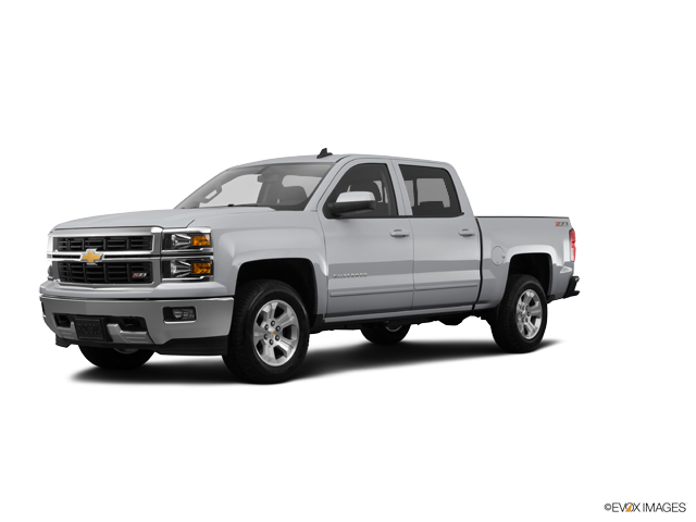 2015 Chevrolet Silverado 1500 Vehicle Photo in Trinidad, CO 81082