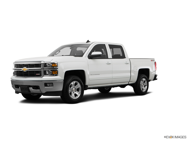 Used 2015 Chevrolet Silverado 1500 Crew Cab Short Box 4 Wheel