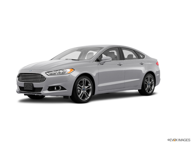 2015 Ford Fusion Vehicle Photo in Owensboro, KY 42303