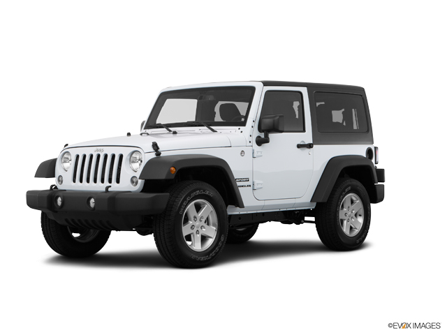 2015 Jeep Wrangler Vehicle Photo in Knoxville, TN 37912