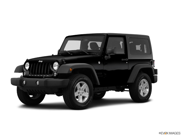 2015 Jeep Wrangler Vehicle Photo in Gainesville, TX 76240