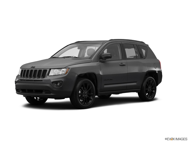 2015 Jeep Compass Vehicle Photo in Springfield, MO 65807