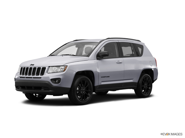 2015 Jeep Compass Vehicle Photo in Doylestown, PA 18902