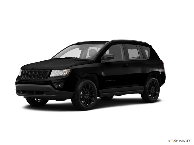 2015 Jeep Compass Vehicle Photo in Redding, CA 96002