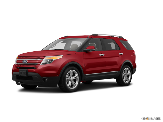 2015 Ford Explorer Vehicle Photo in Greeley, CO 80634