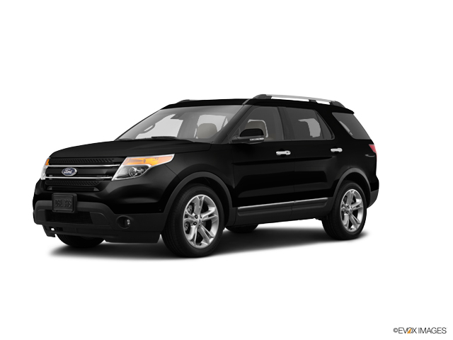 2015 Ford Explorer Vehicle Photo in Kernersville, NC 27284