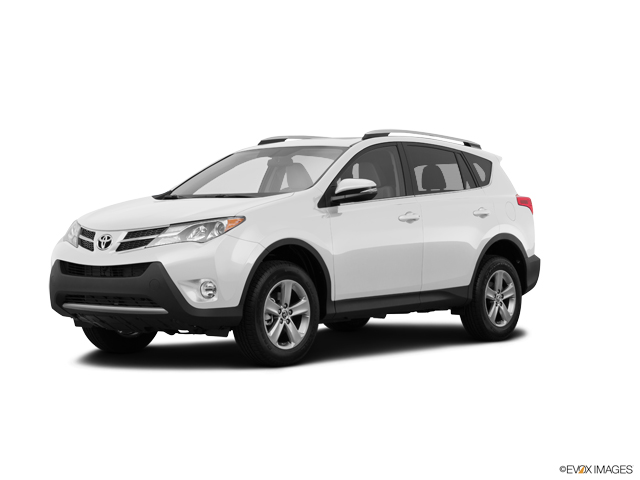 2015 Toyota RAV4 Vehicle Photo in Durham, NC 27713