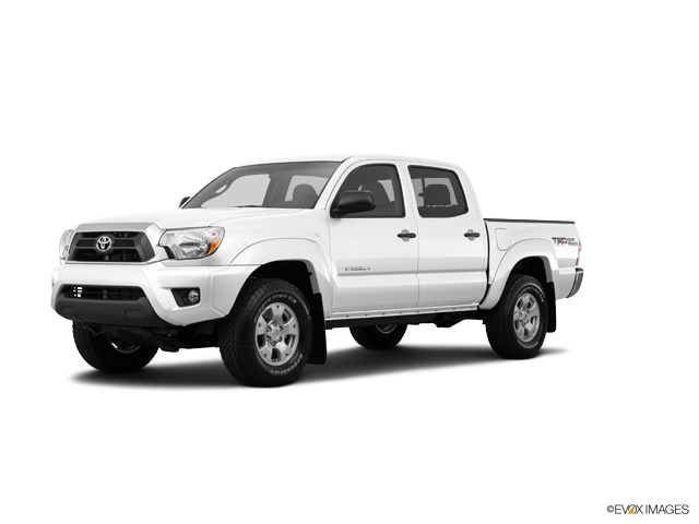 2015 Toyota Tacoma Vehicle Photo in Henderson, NV 89014