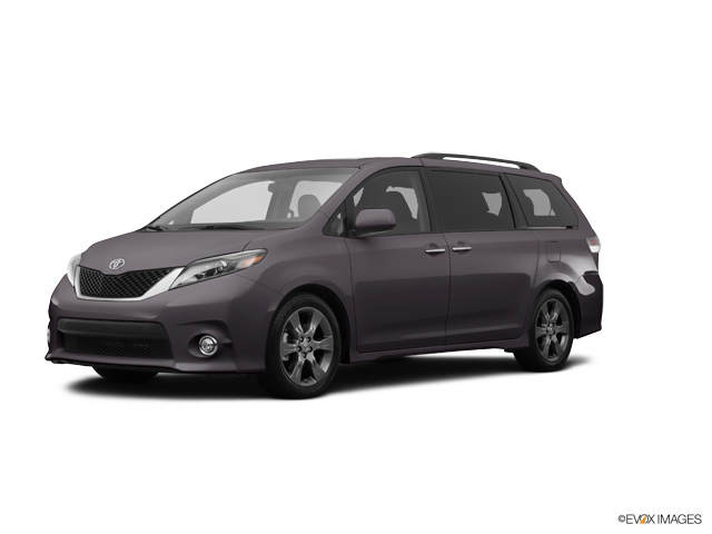 2015 Toyota Sienna Vehicle Photo in Williston, ND 58801
