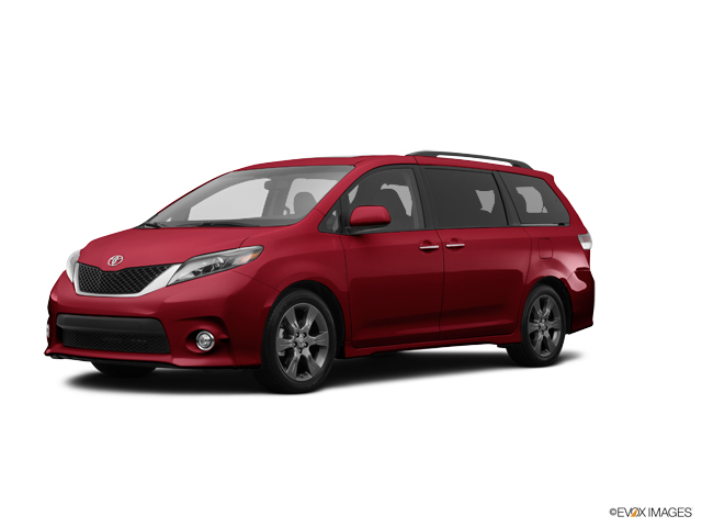 2015 Toyota Sienna Vehicle Photo in Midlothian, VA 23112