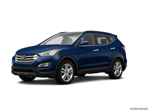 2015 Hyundai Santa Fe Sport Vehicle Photo in Hudson, MA 01749