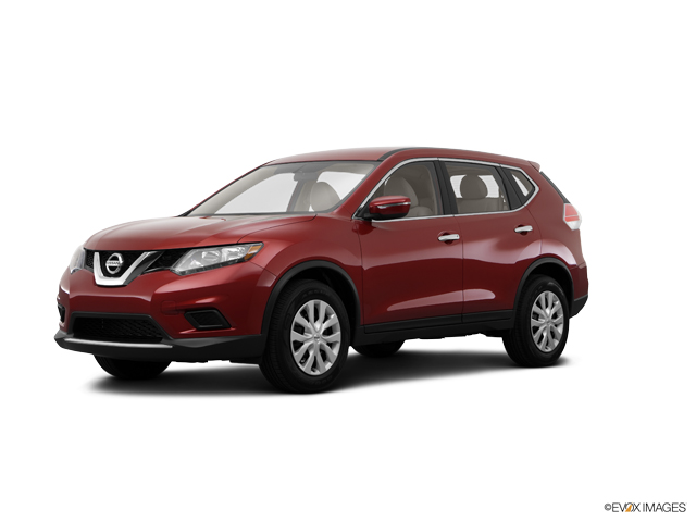 2015 Nissan Rogue Vehicle Photo in Danville, KY 40422