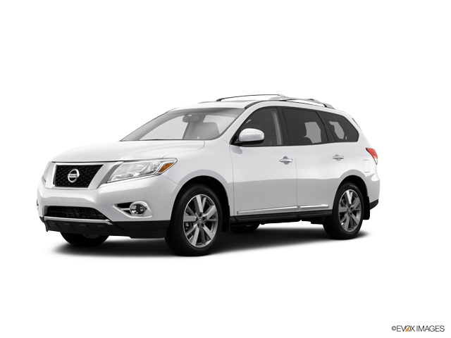 2015 Nissan Pathfinder Vehicle Photo in Owensboro, KY 42303