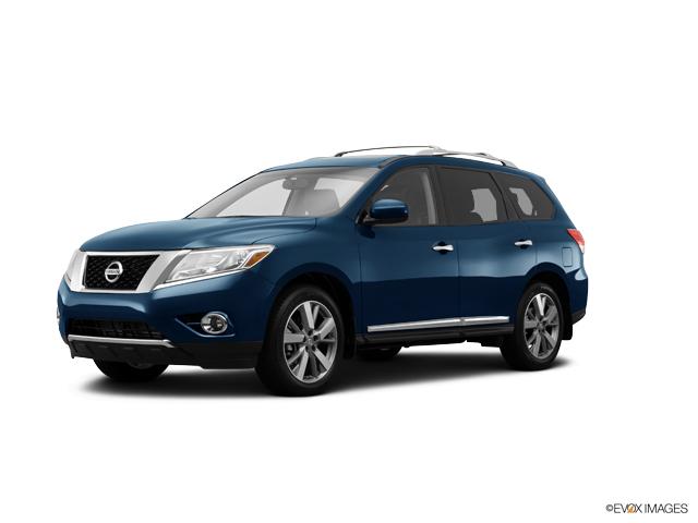 2015 Nissan Pathfinder Vehicle Photo in Appleton, WI 54913