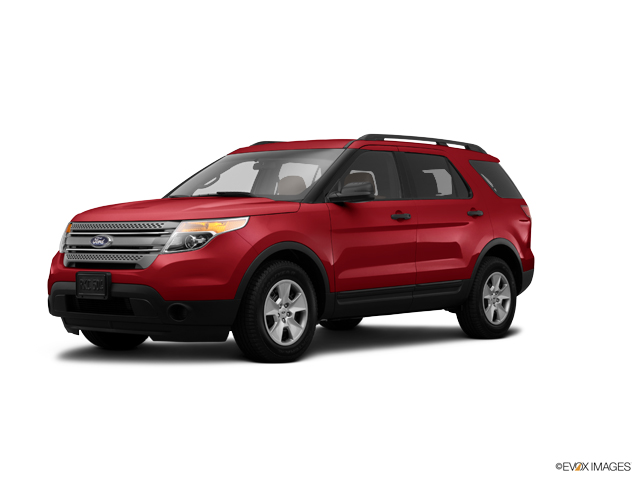 2015 Ford Explorer Vehicle Photo in San Angelo, TX 76903