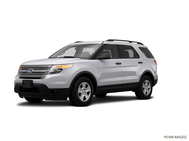 2015 Ford Explorer Vehicle Photo in Gainesville, GA 30504