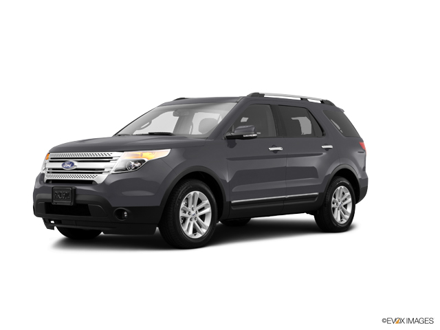 2015 Ford Explorer Vehicle Photo in Twin Falls, ID 83301