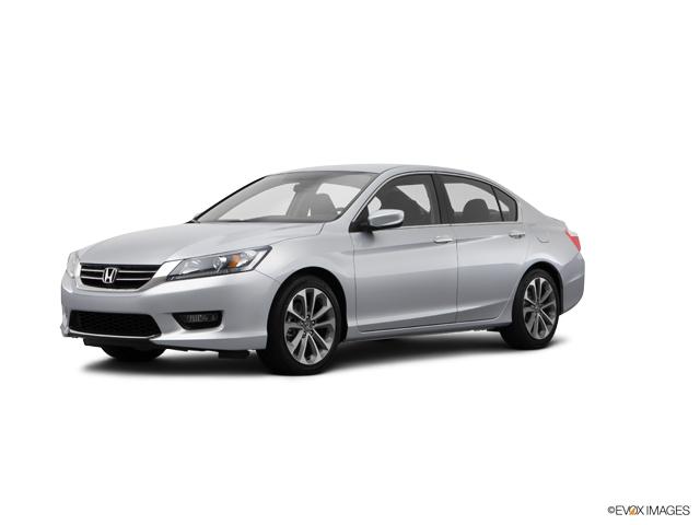 2015 Honda Accord Sedan Vehicle Photo in Rosenberg, TX 77471