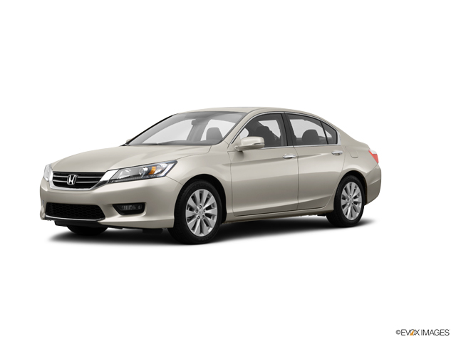 Certified 2015 Honda Accord Sedan EX champagne frost pearl exterior ivory interior 44110 miles