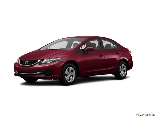 2015 Honda Civic Sedan Vehicle Photo in Mission, TX 78572