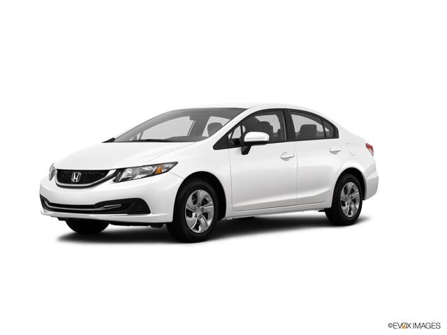 2015 Honda Civic Sedan Vehicle Photo in Annapolis, MD 21401