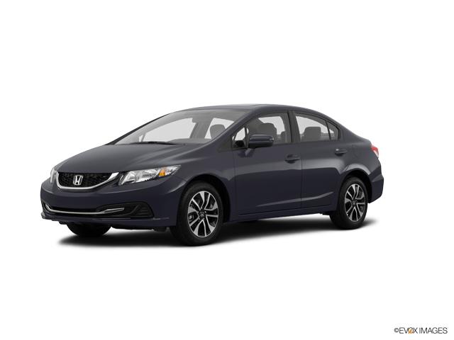 2015 Honda Civic Sedan Vehicle Photo in Edinburg, TX 78542
