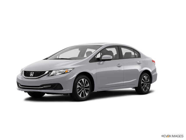 2015 Honda Civic Sedan Vehicle Photo in Merriam, KS 66203
