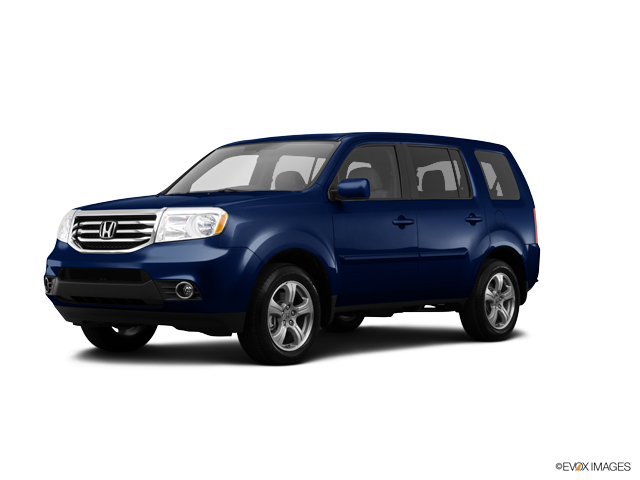 2015 Honda Pilot Vehicle Photo in Spokane, WA 99207